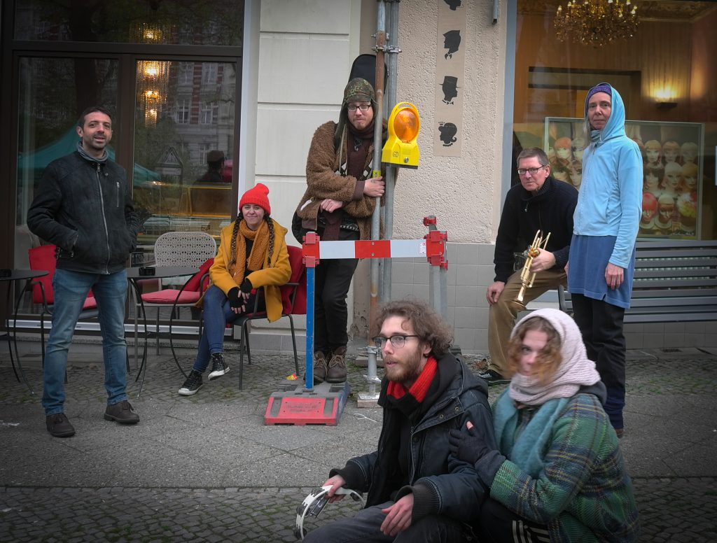 Lensing am Chamissoplatz